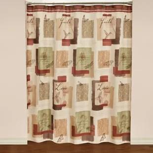 leonarisso single shower curtain