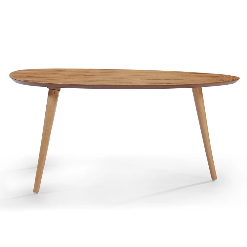 elizabeth 3 legs coffee table
