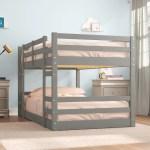 Harriet Bee Kemah Twin Bunk Bed Reviews