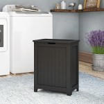 Wood Hampers Laundry Baskets You Ll Love In 2021 Wayfair