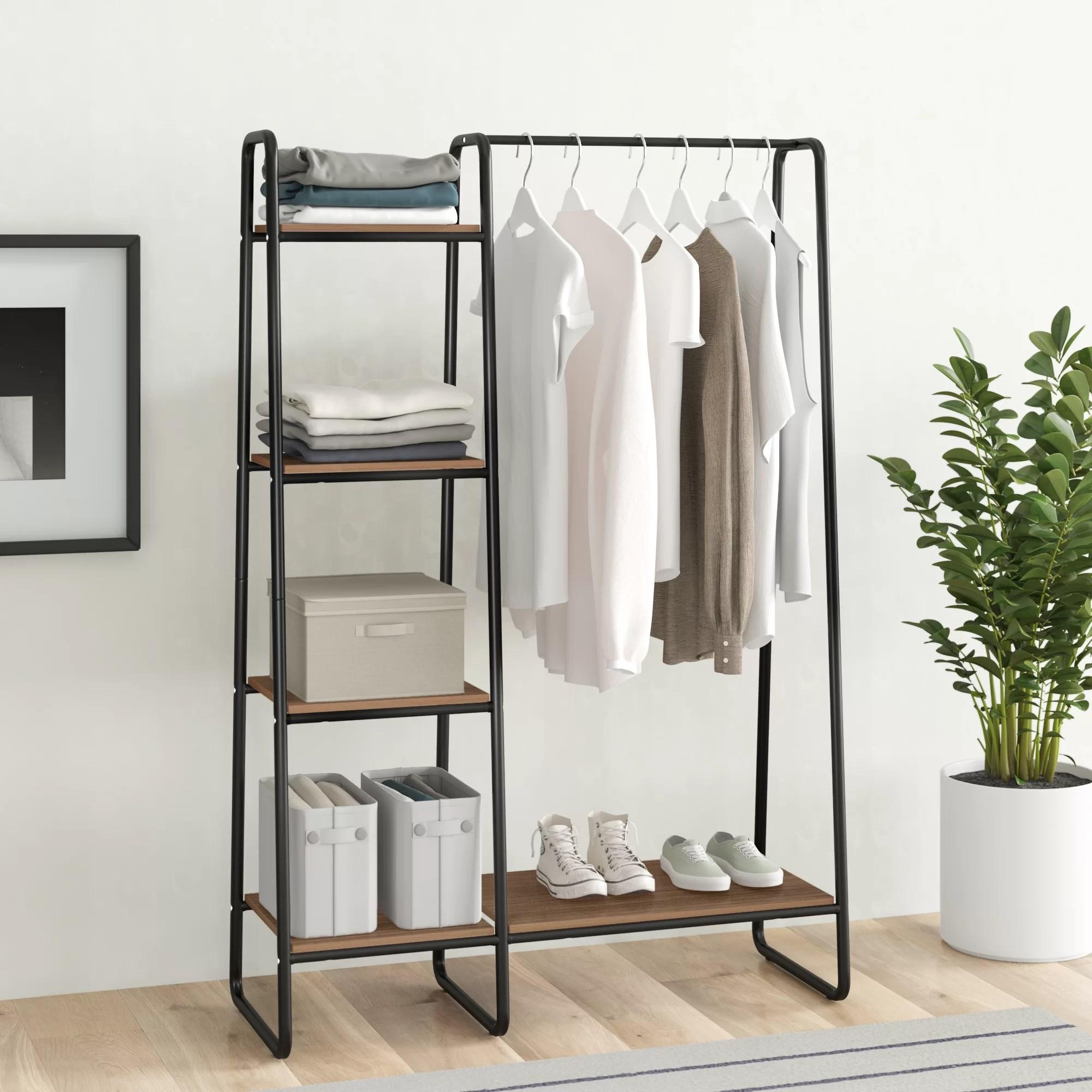 black clothes racks garment racks you