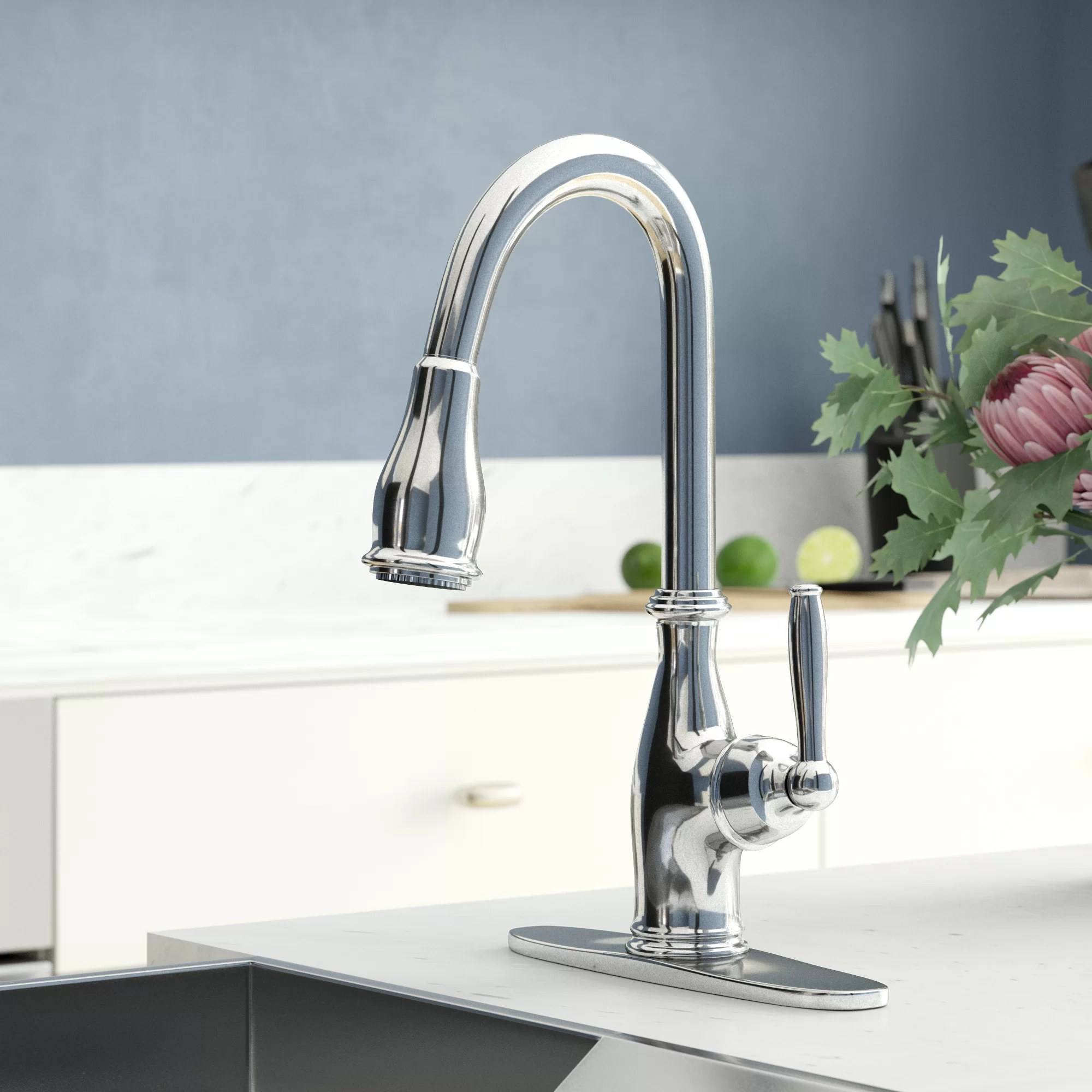 traditional kitchen faucets you ll love