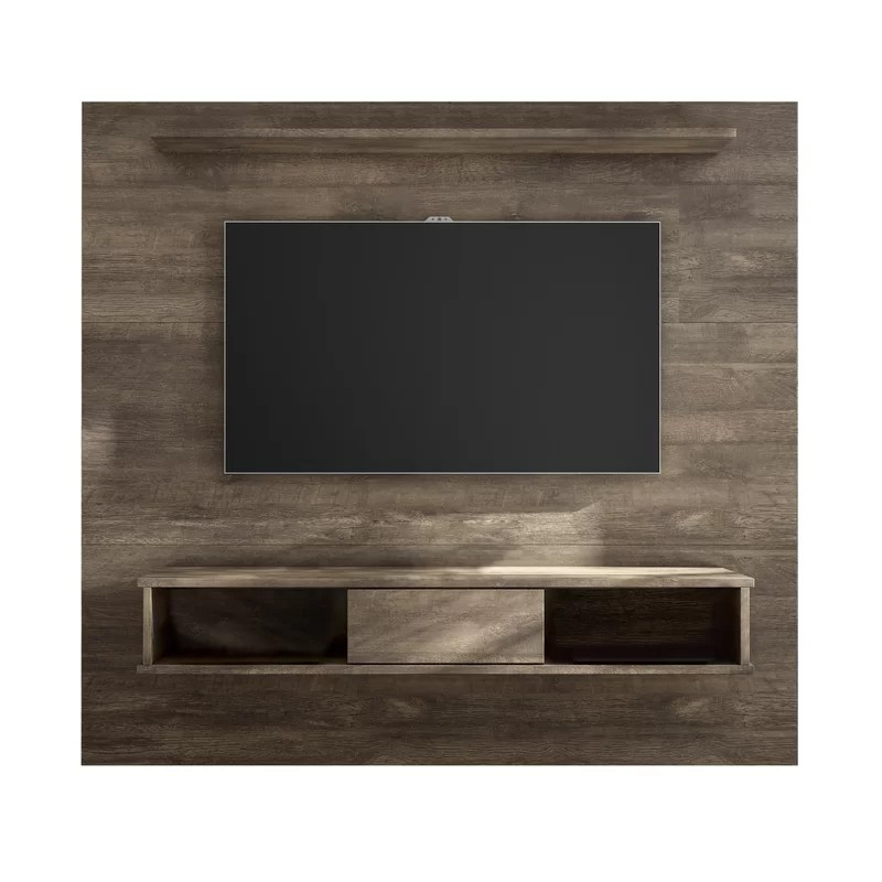 Tall Entertainment Cabinet With Doors