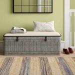 Stonesfield Upholstered Storage Bench Reviews Birch Lane