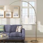 Brayden Studio Ascella 86 Arched Floor Lamp Reviews