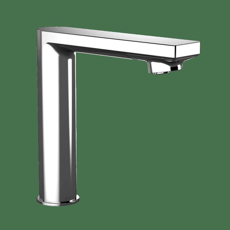 libella electronic touchless sensor single hole bathroom faucet