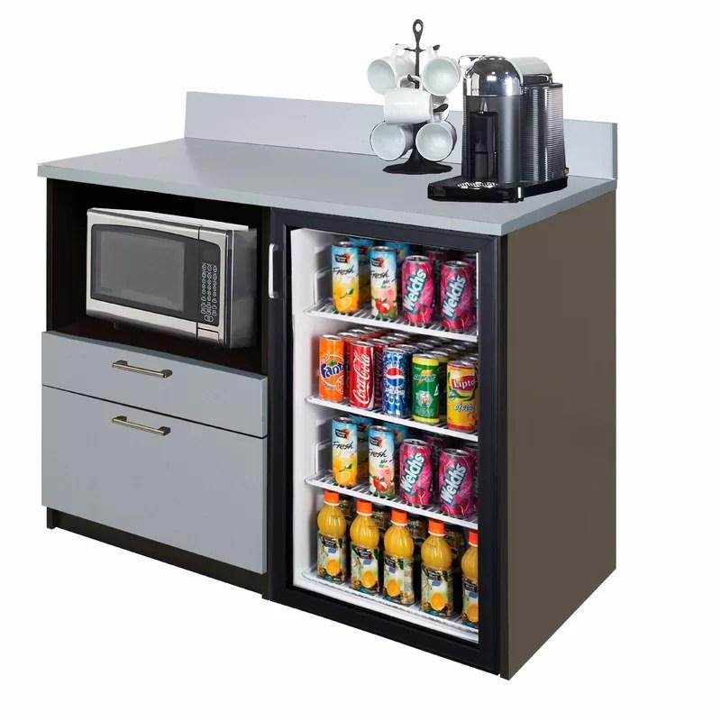 36 h x 48 w x 24 d base cabinet