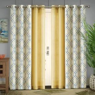 narrow under 45 curtains drapes