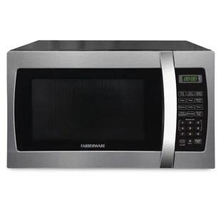 midsize 1 0 1 5 cu ft microwaves