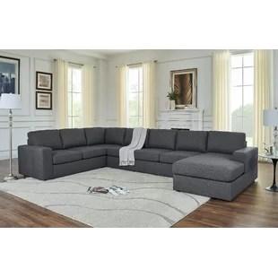 cheryle 146 5 wide modular sofa chaise