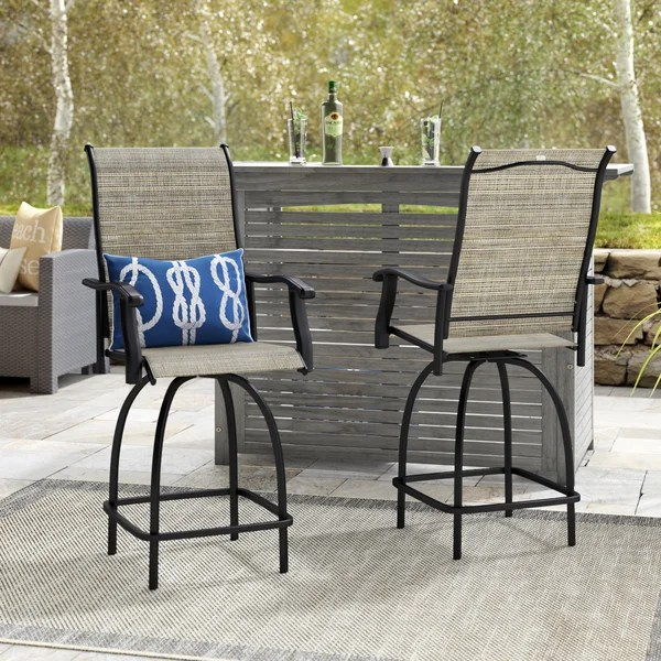 hampton bay sling chair