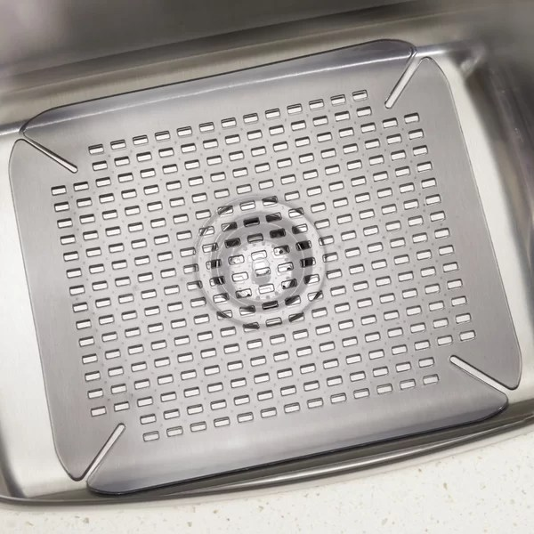 kitchen sink protector mats