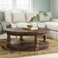 farmhouse rustic coffee tables