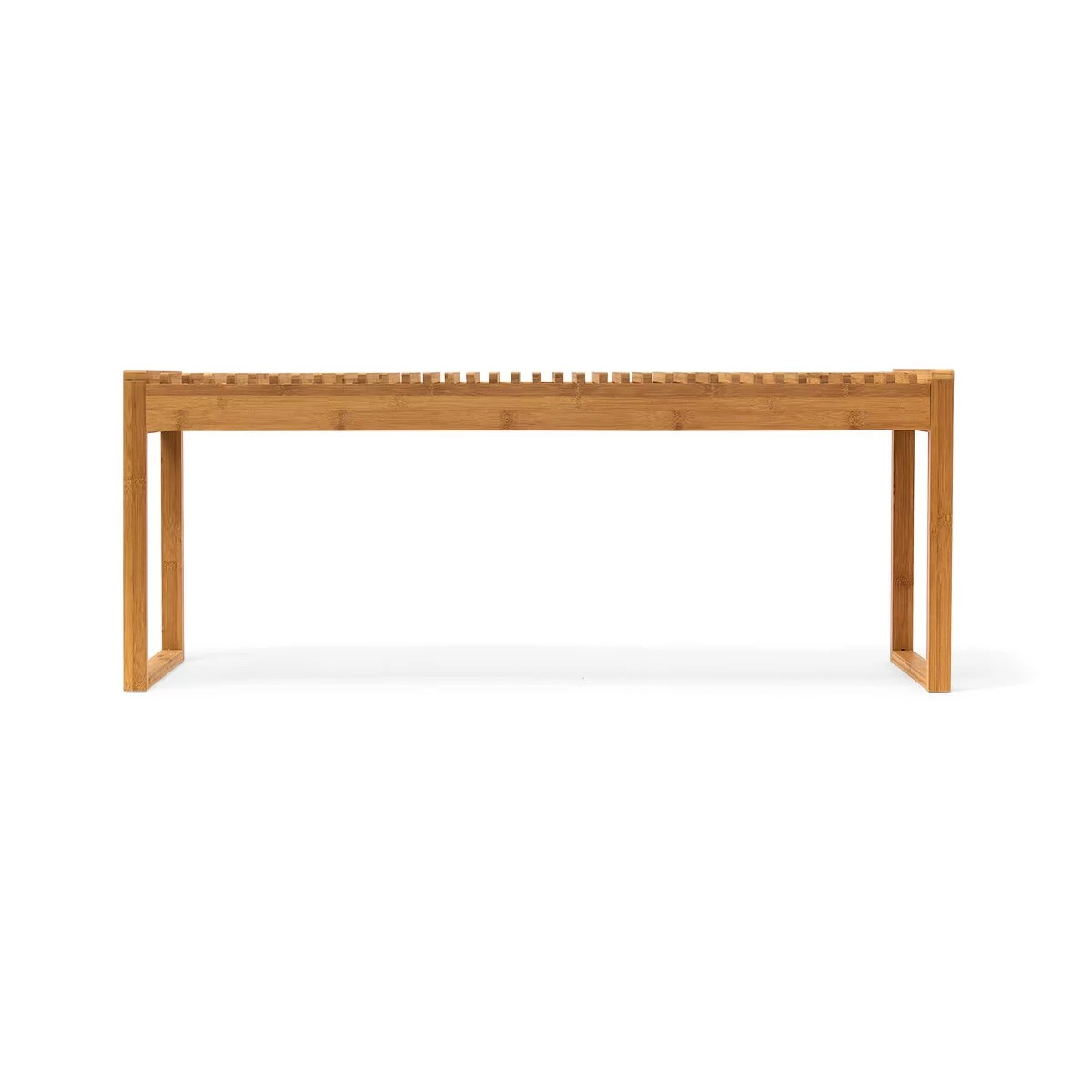 Rebrilliant Bamboo Shoe Storage Bench Reviews Wayfair