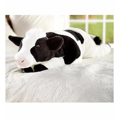 cow body bed pillow