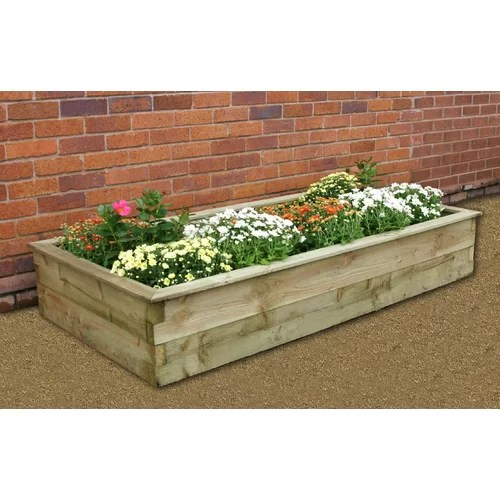 Zest 4 Leisure Oxford Rectangular Planter