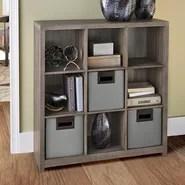 """Decorative Storage Contemporary 39"""" Cube Unit Bookcase"""
