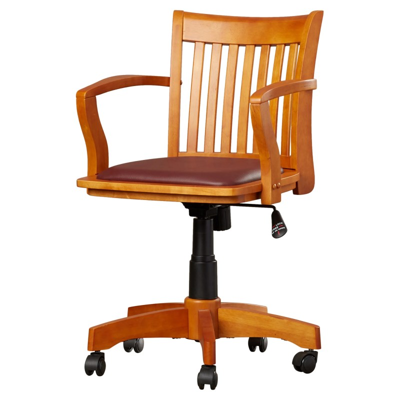 Celina Mid-Back Deluxe Bankers Chair