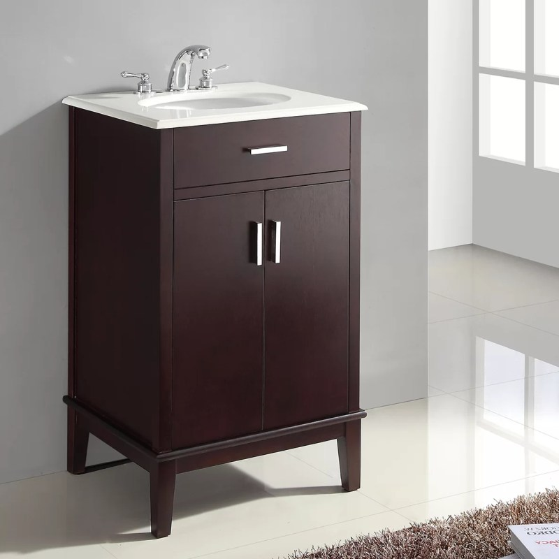 21 Single Bathroom Vanity Set