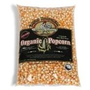 28 oz. All Natural Organic Gourmet Popcorn