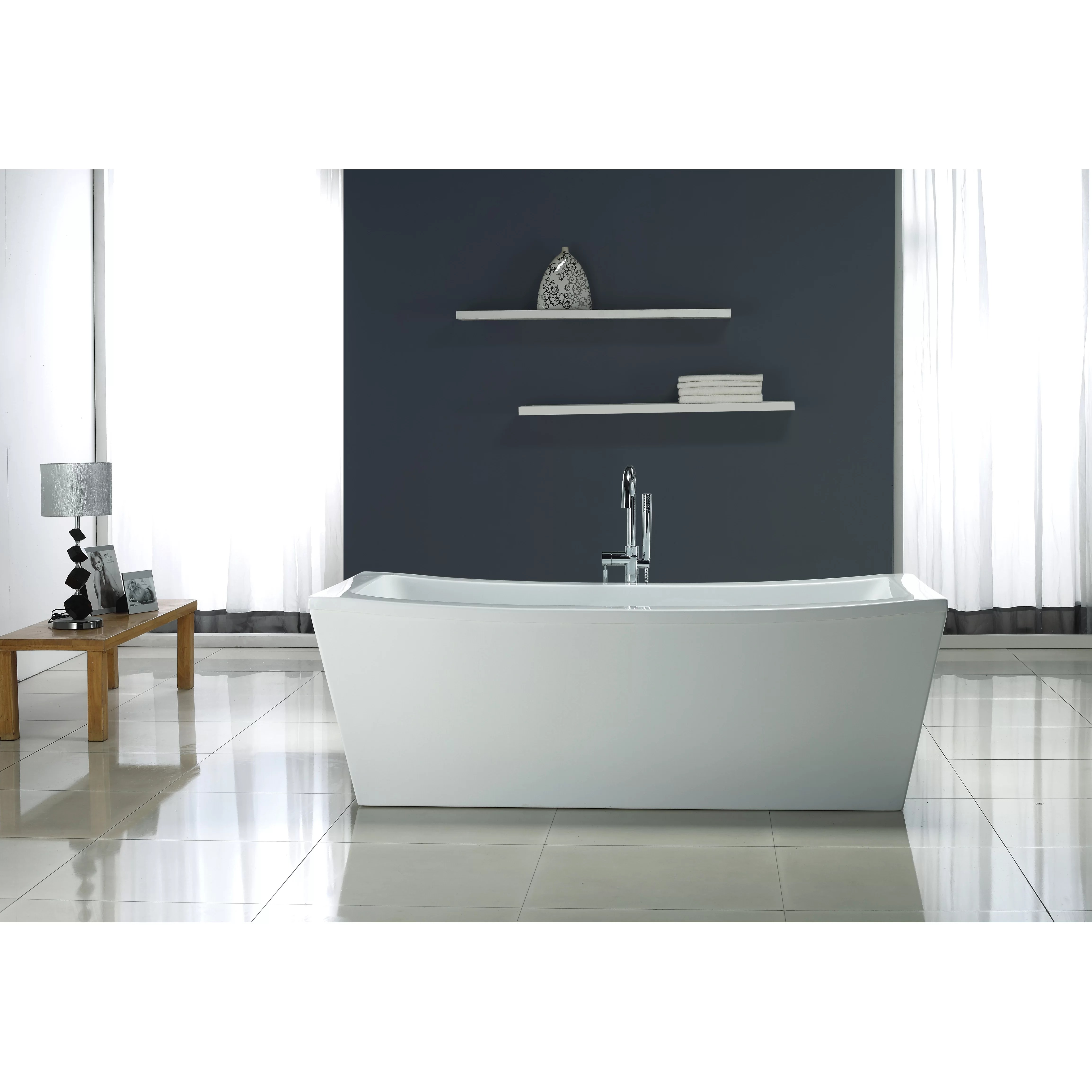 Ove Decors Terra 70 X 3425 Soaking Bathtub Amp Reviews