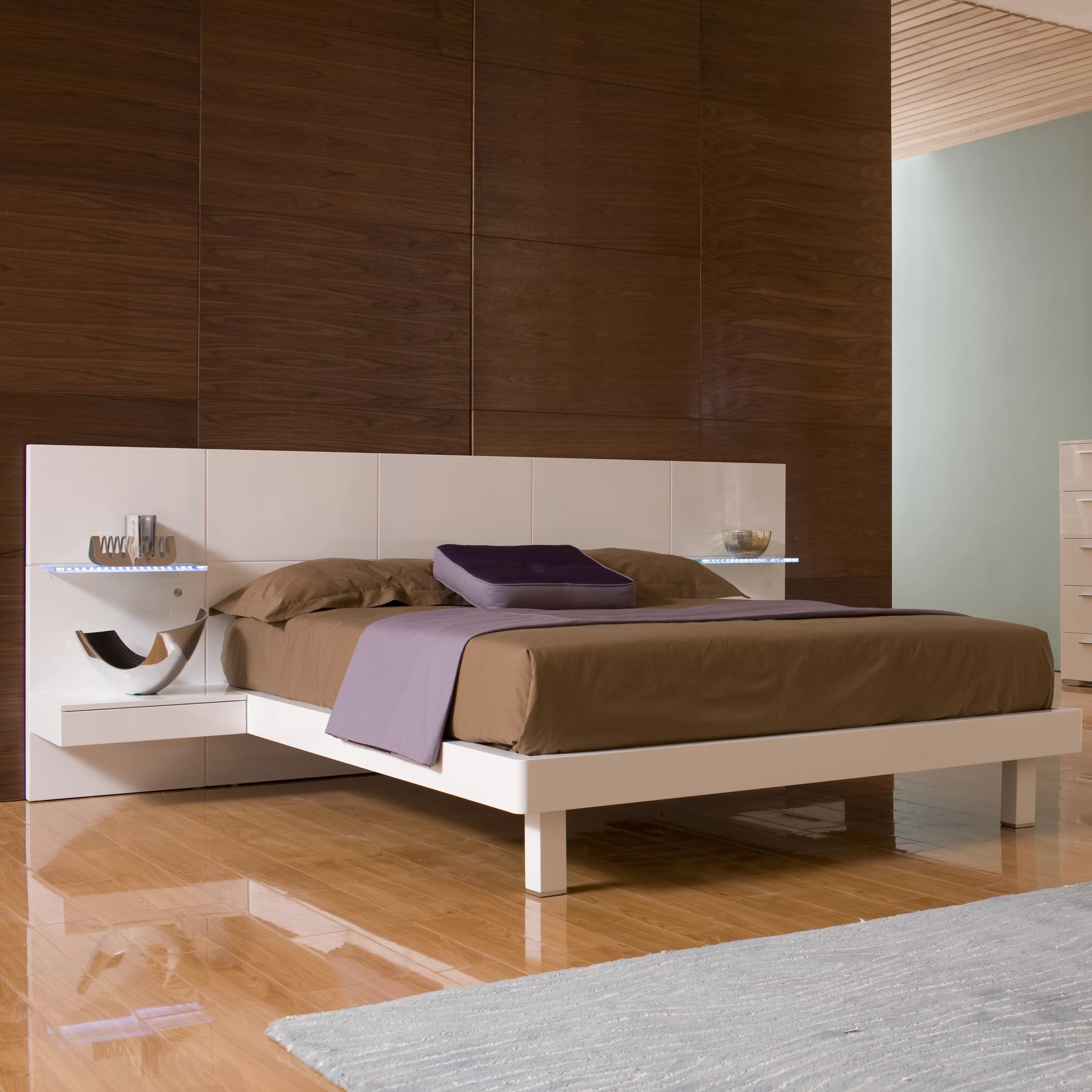 Hokku Designs Chico Platform Bed Amp Reviews