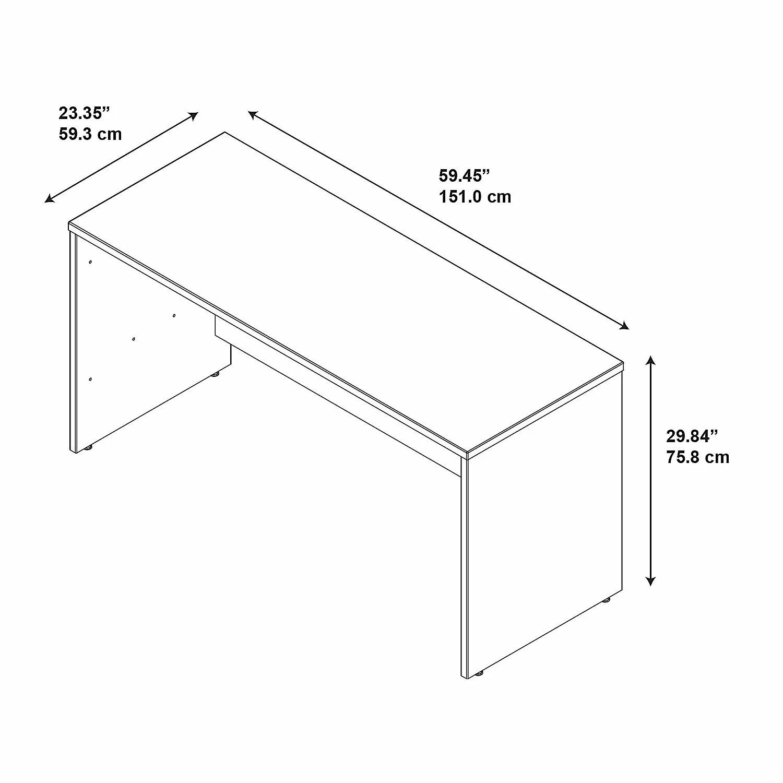Bush Business Furniture Series C Desk Shell Amp Reviews