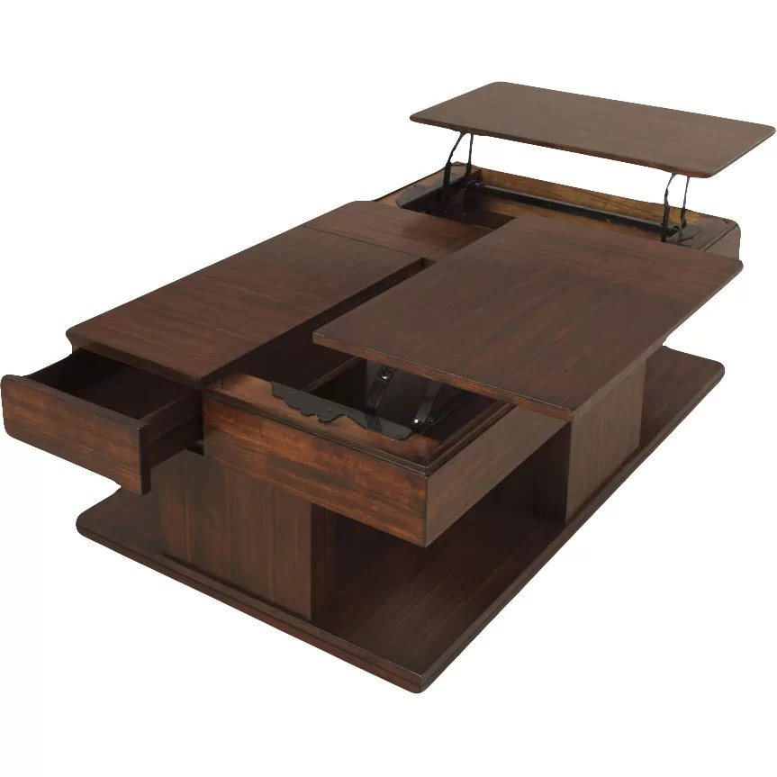 Image Result For Coffee Table With Gltop And Drawers