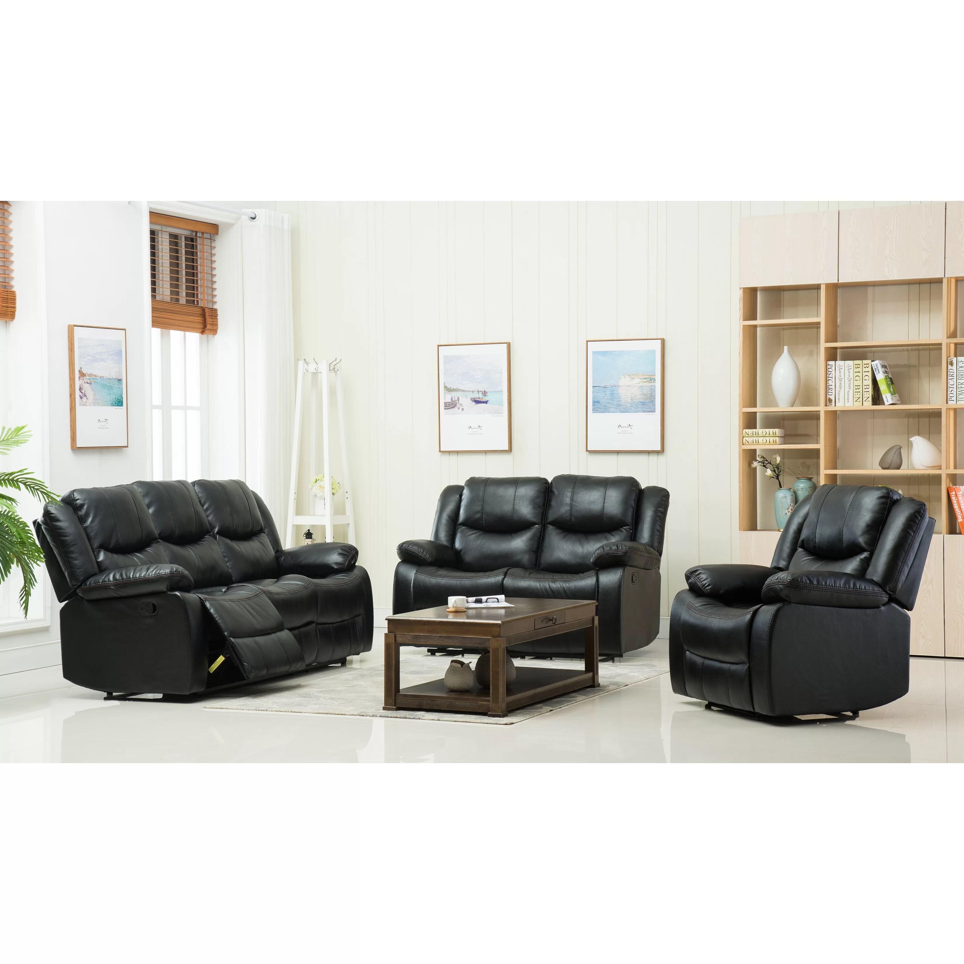 Three Piece Living Room Set