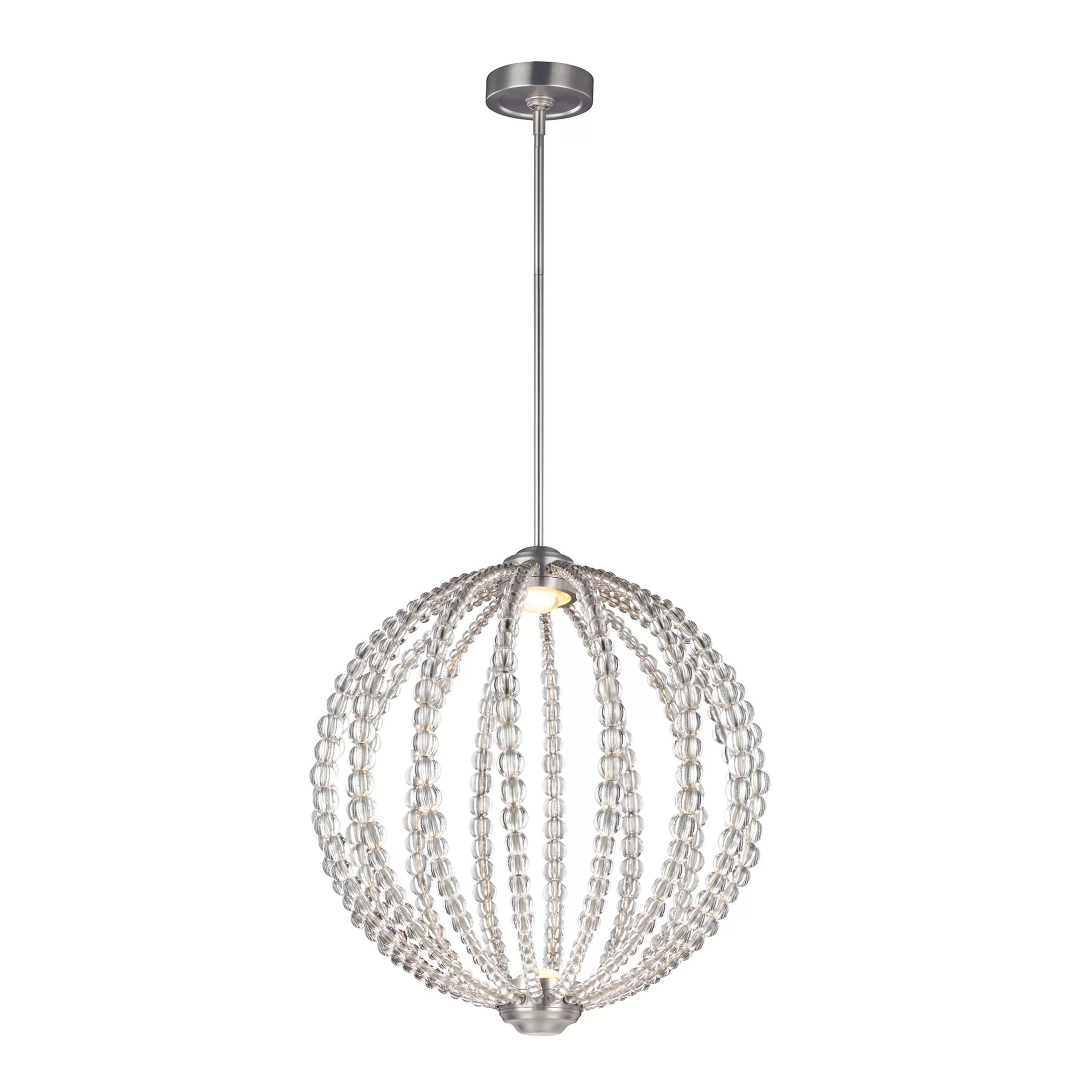 Feiss Oberlin 2 Light Globe Pendant Amp Reviews