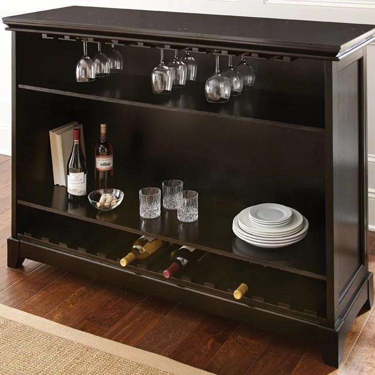 Steve Silver Furniture Complaints #16: Steve Silver Furniture Garcia Bar With Wine Storage Amp Reviews