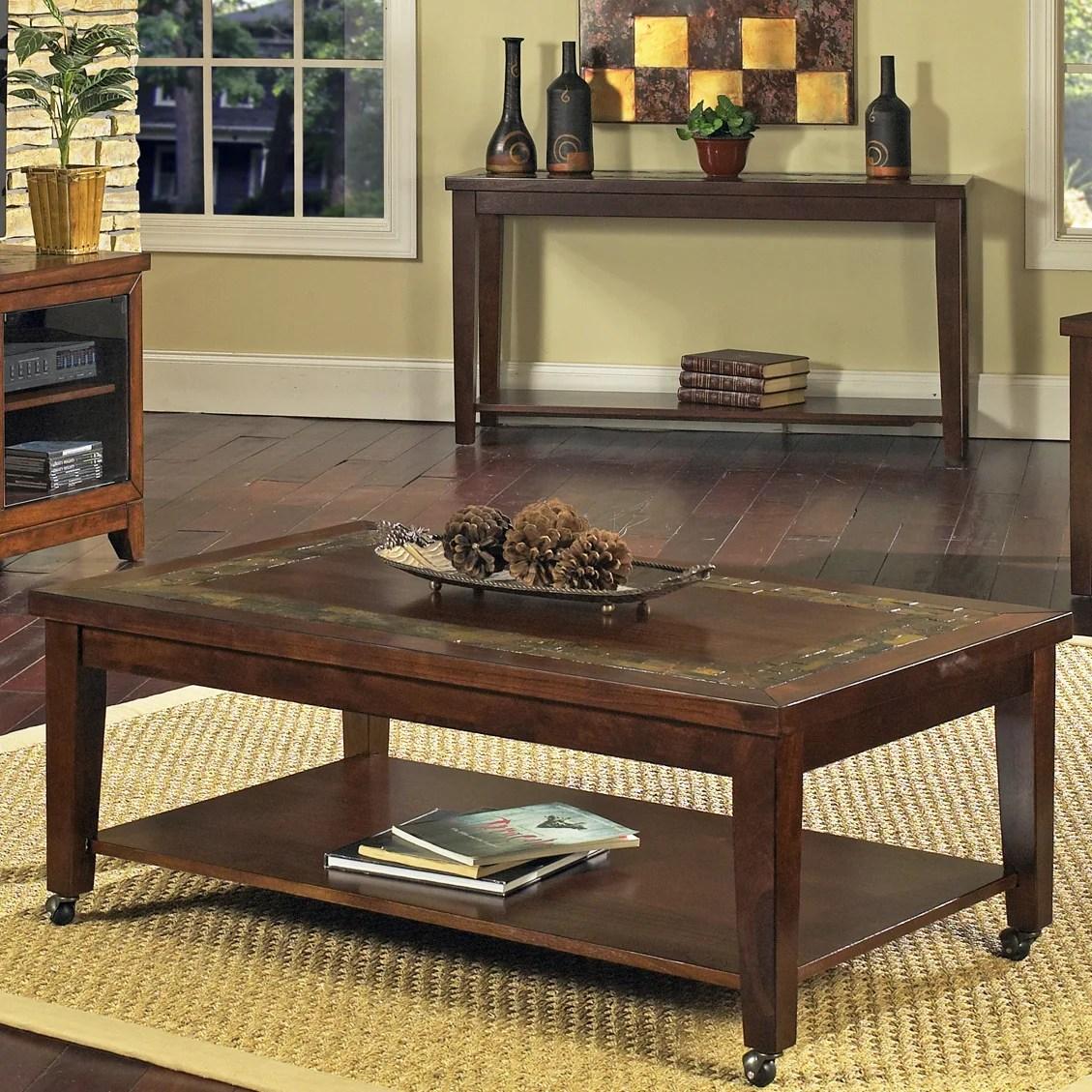 Delightful Steve Silver Furniture Complaints #5: Steve Silver Furniture Davenport Coffee Table Amp Reviews Wayfair