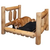 Log Dog Beds Shop