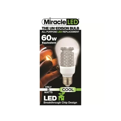 Miracle Led Light Bulbs