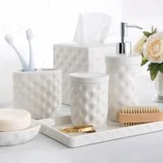 Embossed Porcelain Collection