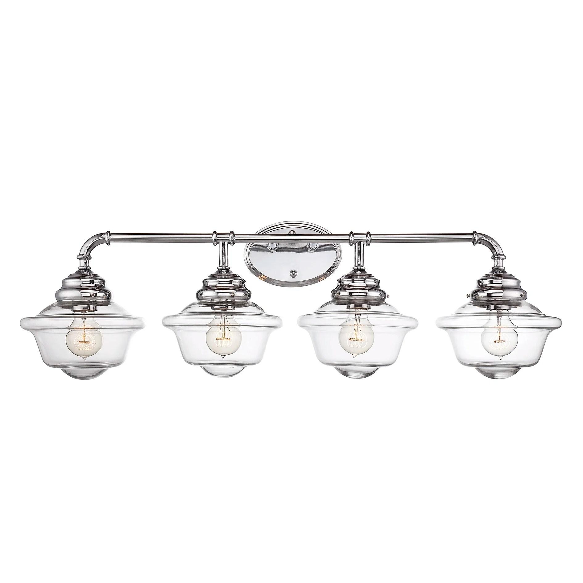 Savoy House Fairfield 4 Light Vanity Light Amp Reviews