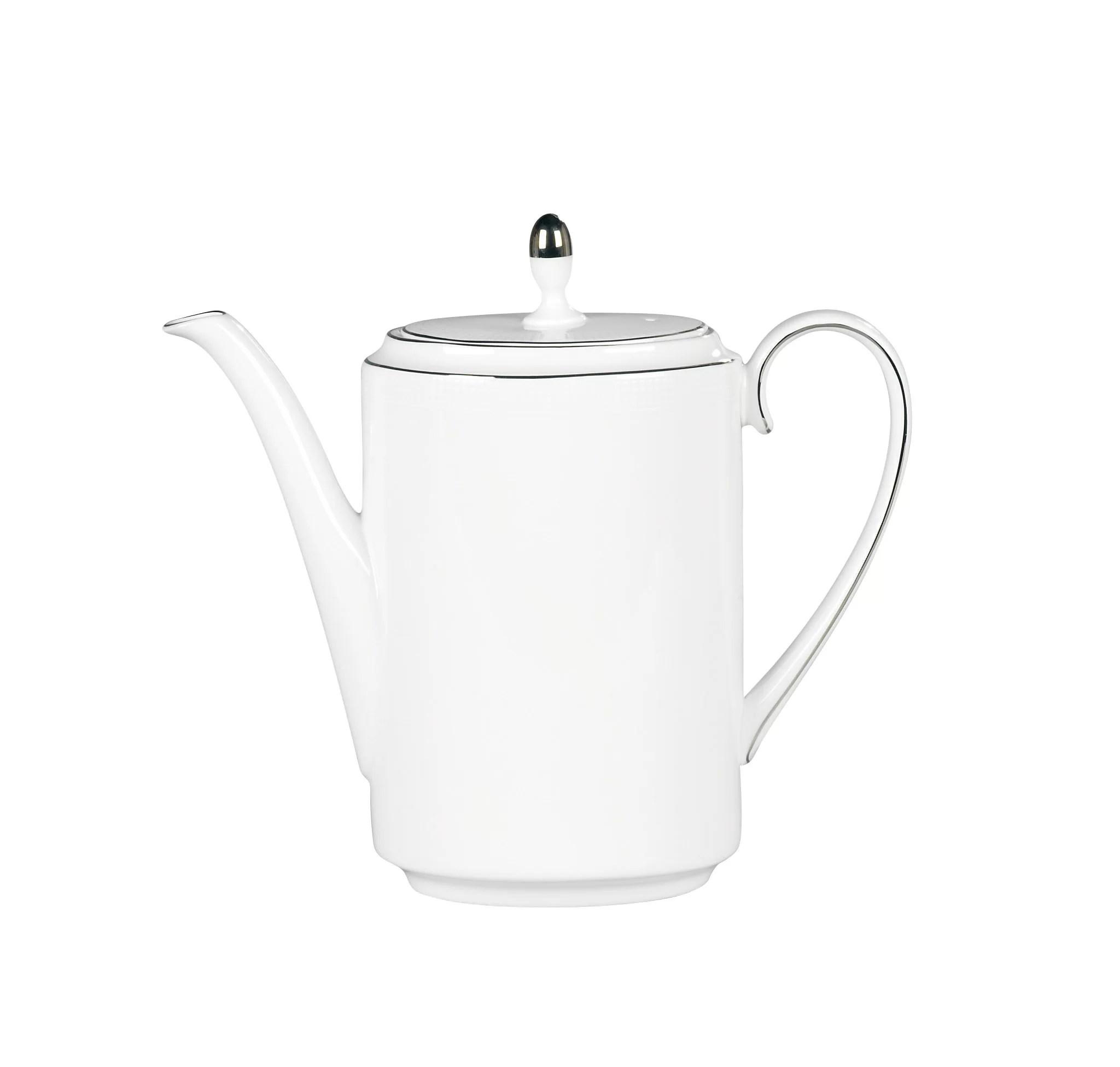Vera Wang Blanc Sur Blanc Coffee Pot Server Amp Reviews