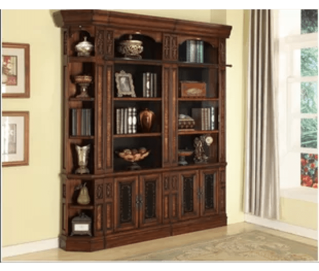 Birkett Oversized Bookcase