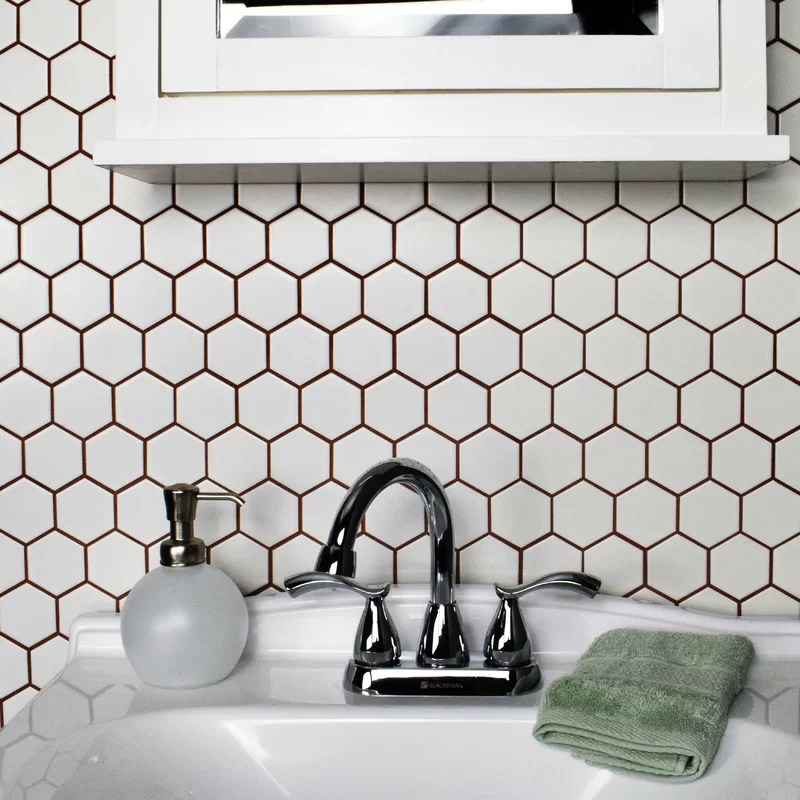 hexagon tile the tile home guide