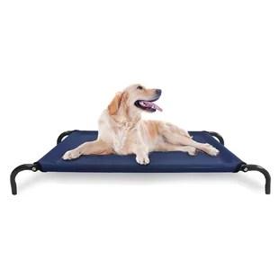 lit pour chien avec cadre