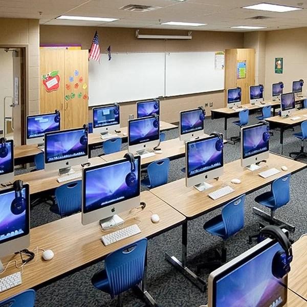 Computer Lab Furniture You Ll Love Wayfair Ca
