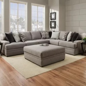 Sectionals You ll Love   Wayfair Mervin Briar Simmons Upholstery Sectional
