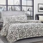 Home Bedding Reversible Bedspread Cotton Quilted Bedspread 2 Matching Pillow Shams Cotton Home Furniture Diy Tohoku Morinagamilk Co Jp