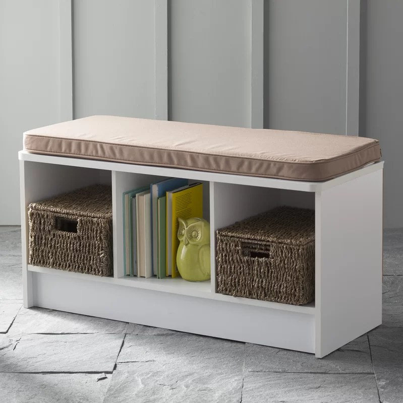 Closetmaid Cubicals Shoe Storage Bench Amp Reviews Wayfair