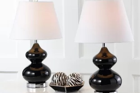 Black Table Lamps You ll Love   Wayfair Save