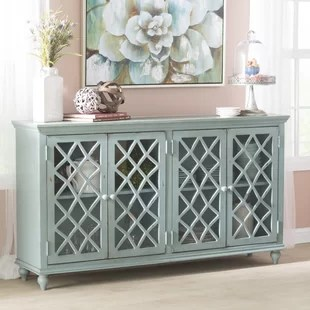 Green Cabinets Amp Chests Youll Love Wayfair