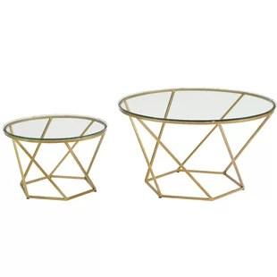 glass coffee tables | wayfair.co.uk
