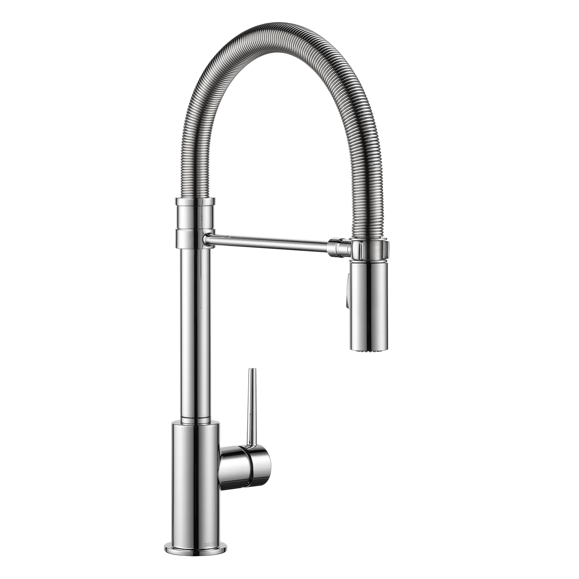 Delta Trinsic Single Handle Pull Down Kitchen Faucet With