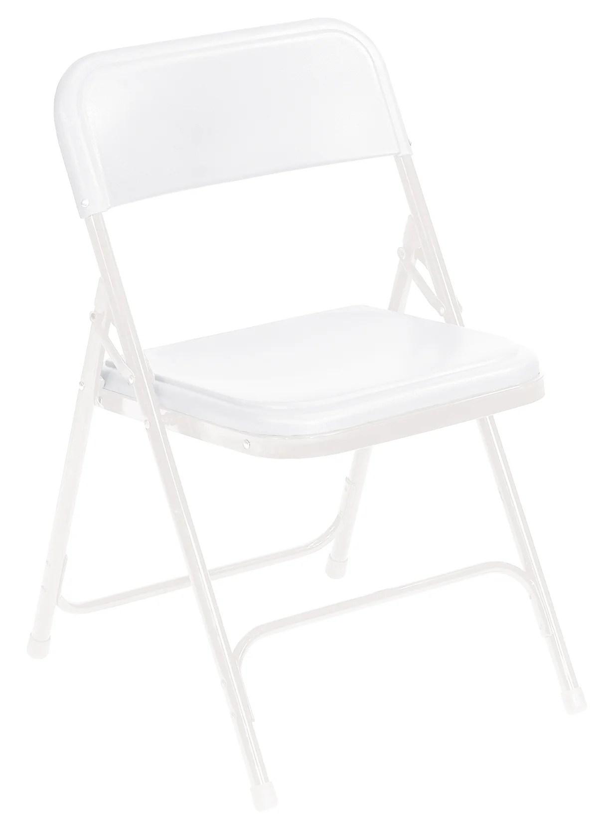 National Public Seating 800 Series Lightweight Folding