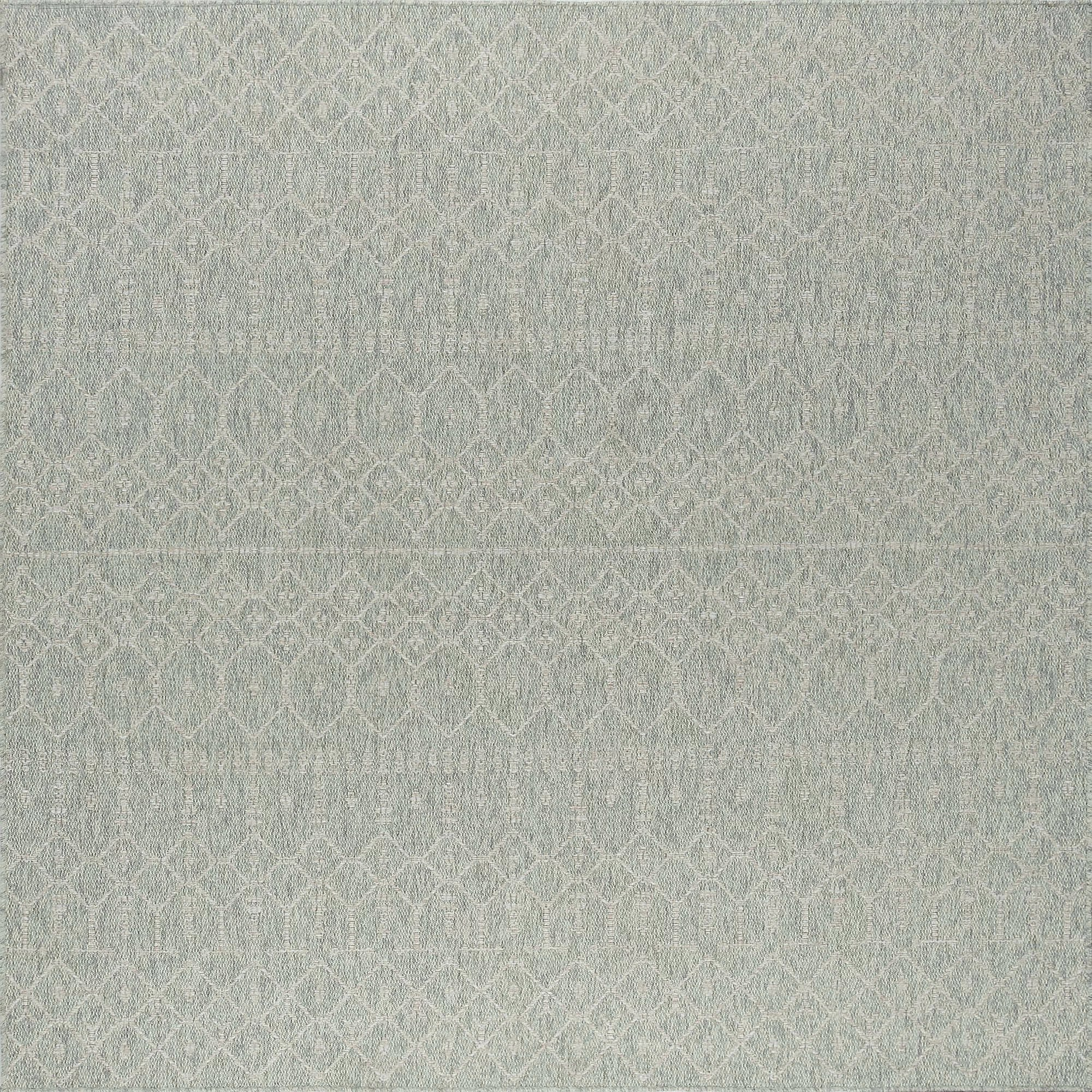 Union Rustic Bourke Gray Area Rug